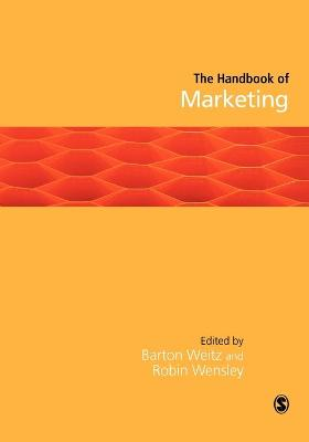 Handbook of Marketing by Barton A. Weitz