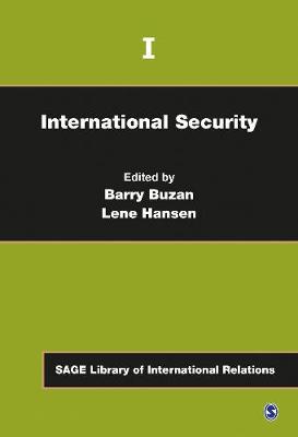 International Security by Barry Buzan
