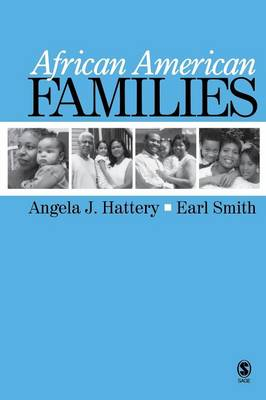African American Families by Angela J. Hattery, Earl Smith