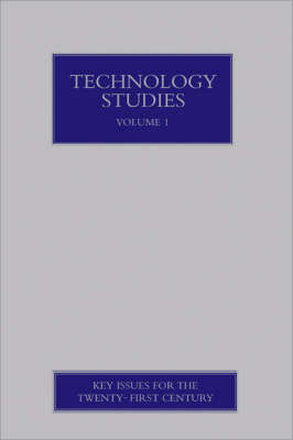 Technology Studies by Rayvon David Fouche