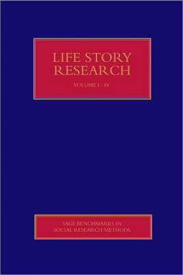 Life Story Research by Prof. Barbara Harrison