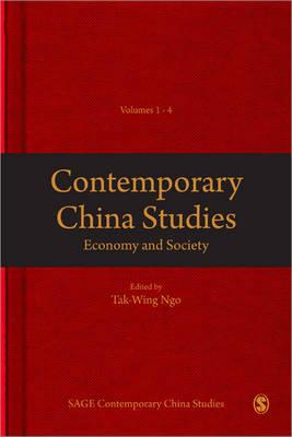 Contemporary China Studies 2 Economy & Society by Tak-Wing Ngo