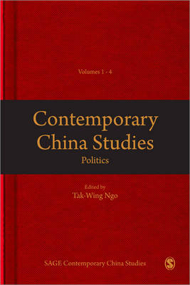 Contemporary China Studies 1 Politics by Tak-Wing Ngo