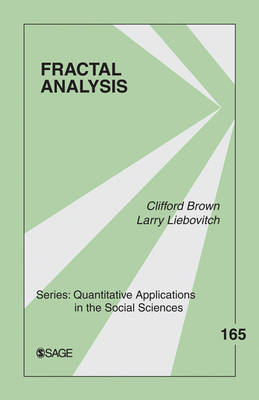 Fractal Analysis by Clifford T. Brown, Larry S. Liebovitch