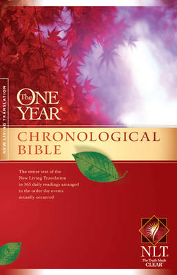 One Year Chronological Bible-NLT by Tyndale