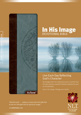 In His Image Devotional Bible-NLT by Tyndale