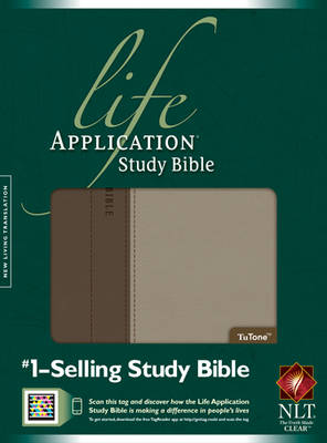 Life Application Study Bible-Nlt by Tyndale House Publishers