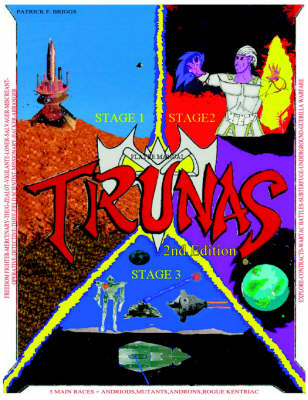 Trunas Player Manual 2nd Edition by Patrick , F. Briggs