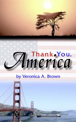 Thank You, America by Veronica Brown