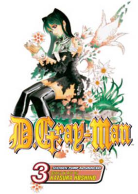 D. Gray-Man, Vol. 3 by Katsura Hoshino