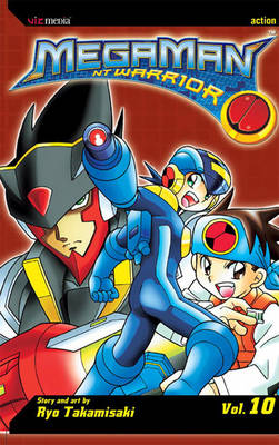MegaMan NT Warrior, Vol. 10 by Ryo Takamisaki