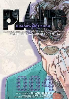 Pluto: Urasawa x Tezuka, Vol. 4 by Naoki Urasawa