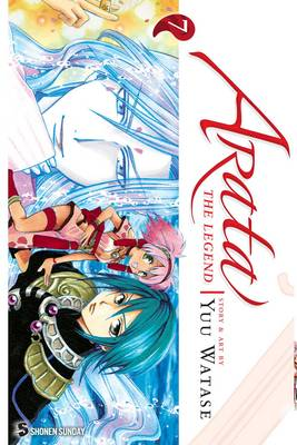 Arata: The Legend, Vol. 7 by Yuu Watase