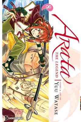Arata: The Legend, Vol. 8 by Yuu Watase