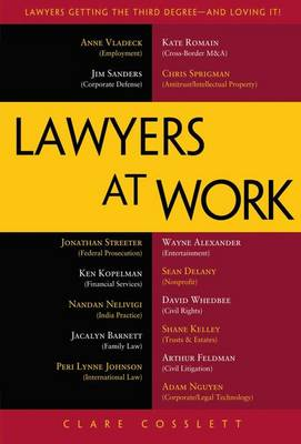 Lawyers at Work by Clare Cosslett