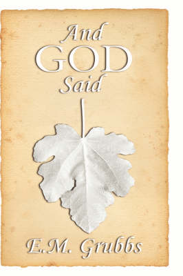 And God Said by Esther Grubbs