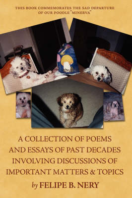 A Collection of Poems and Essays of Past Decades Involving Discussions of Important Matters & Topics by Felipe B. Nery