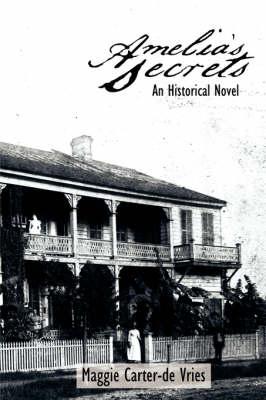Amelia's Secrets An Historical Novel by Maggie Carter-de Vries