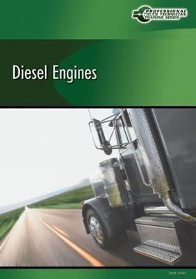 Professional Truck Technician Training Series Medium/Heavy Duty Truck Diesel Engines Computer Based Training (CBT) by Delmar Learning