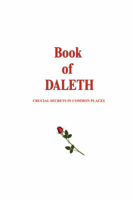 Book of Daleth by Dale Hunter
