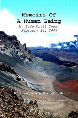 Memoirs of a Human Being by Bill Burdsal