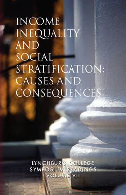 Income Inequality and Social Stratification by Joseph Phd Turek