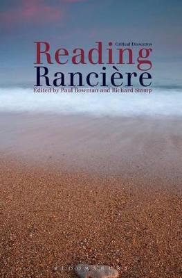 Reading Ranciere by Paul Bowman, Richard Stamp