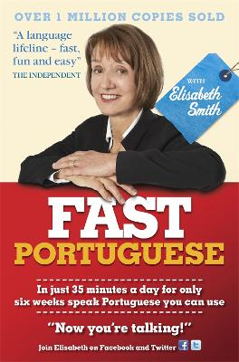 Fast Portuguese with Elisabeth Smith (Coursebook) by Elisabeth Smith