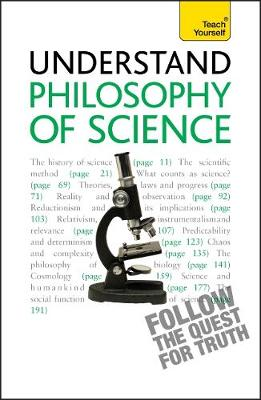 Philosophy of Science: Teach Yourself by Mel Thompson