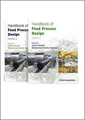 Handbook of Food Process Design by Jasim Ahmed