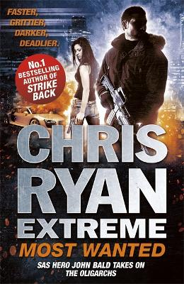 Most Wanted by Chris Ryan