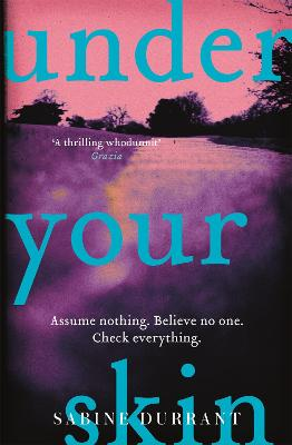 Under Your Skin by Sabine Durrant