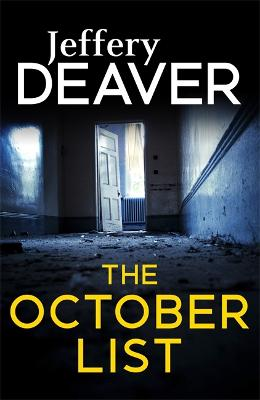 The October List by Jeffery Deaver