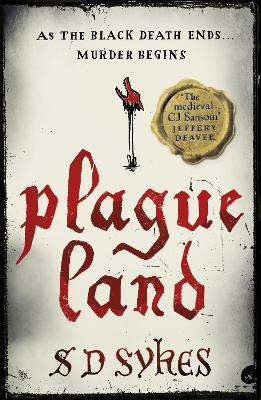 Plague Land by S. D. Sykes