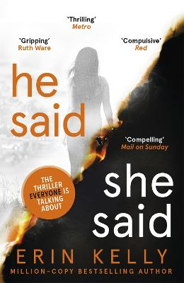 He Said/She Said the must-read Richard and Judy Book Club thriller 2018
