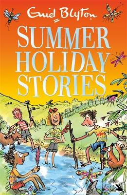 Cover for Summer Holiday Stories by Enid Blyton