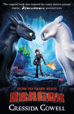 Cover for How to Train Your Dragon by Cressida Cowell