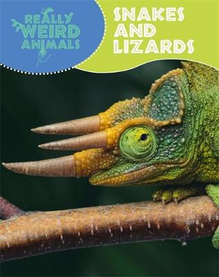 Really Weird Animals: Snakes and Lizards by Clare Hibbert