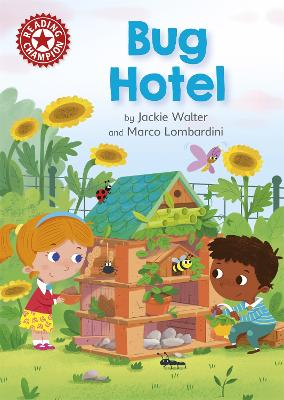 Cover for Reading Champion: Bug Hotel  by Jackie Walter