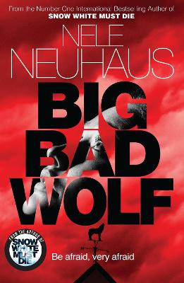 Big Bad Wolf by Nele Neuhaus
