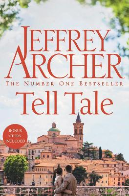 Cover for Tell Tale by Jeffrey Archer