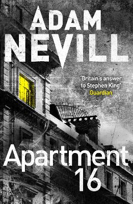 Apartment 16 by Adam L.G. Nevill