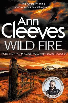 Cover for Wild Fire by Ann Cleeves