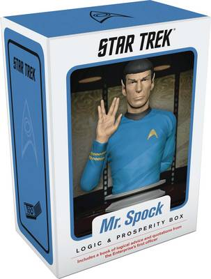 Mr. Spock in a Box Logic and Prosperity Box by Steve Mockus