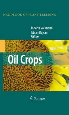 Oil Crops by Johann Vollmann