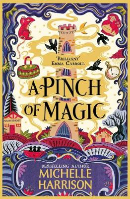 Cover for A Pinch of Magic by Michelle Harrison