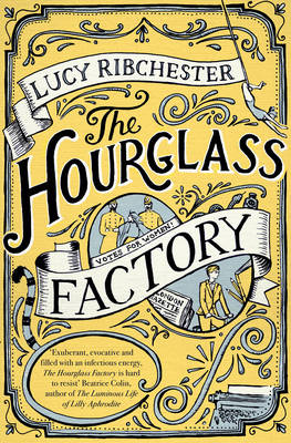 The Hourglass Factory by Lucy Ribchester