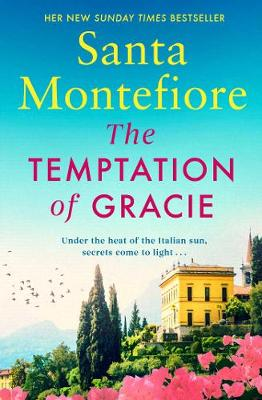 Cover for The Temptation of Gracie by Santa Montefiore