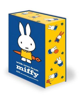 Miffy Postcard Set by Dick Bruna