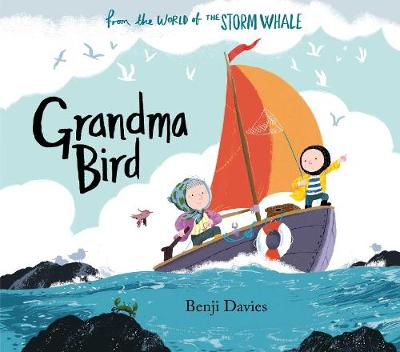 Cover for Grandma Bird by Benji Davies